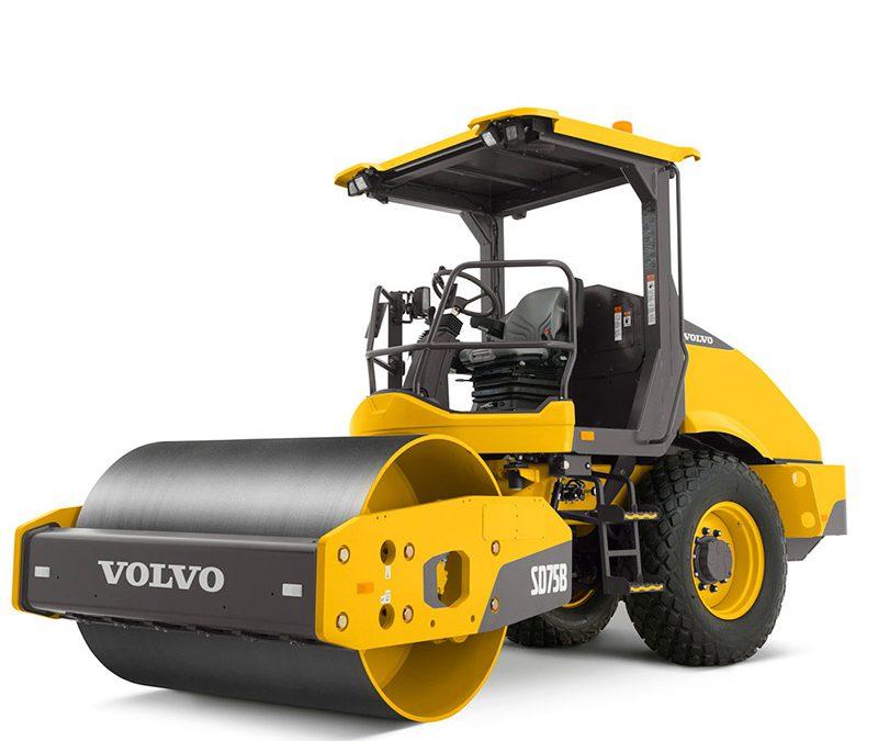 Vking Verhuur Volvo Cos Sd75b Rops W Lf