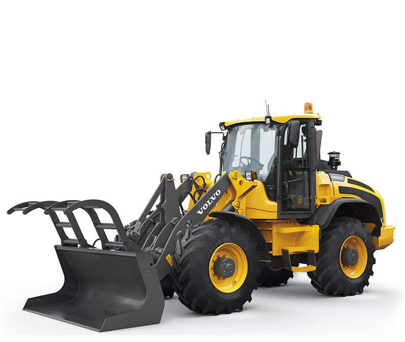 Vking Verhuur Volvo Wlo L45h L50h T4f W Agriculture Lf