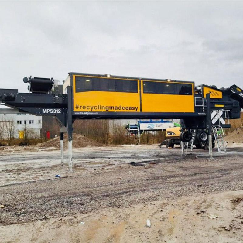 Vking Verhuur Mobile Picking Station Uitgelicht