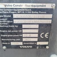 Vking Tweedehands Volvo Ecr18e 02