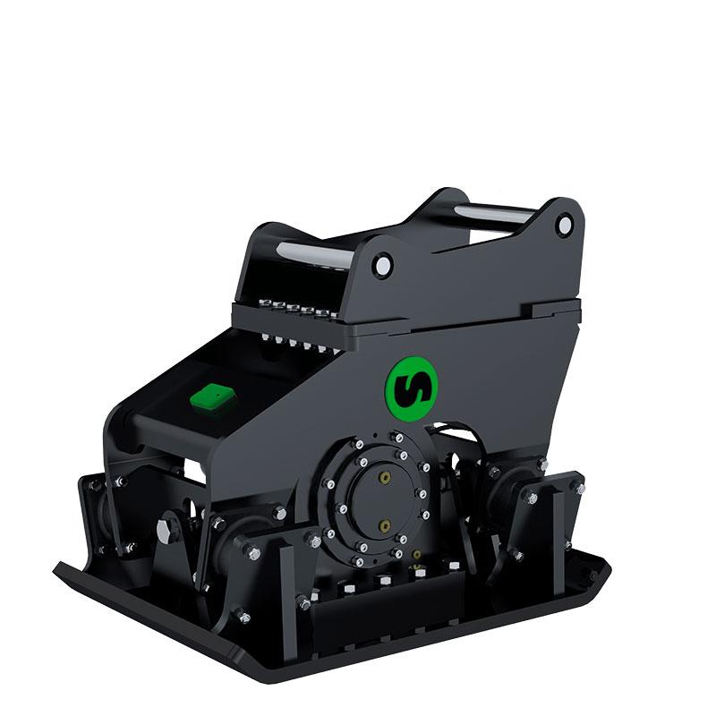 Vking Verkoop Compactor Steelwrist