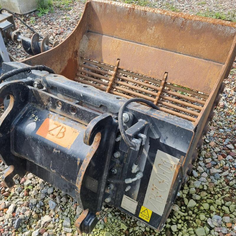 Vking Tweedehands Steelwrist Sb17 Ex Demo