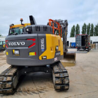 Vking Tweedehands Volvo Ecr145el 08