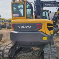 Vking Tweedehands Volvo Ecr88d Pro 2 Piece Boom 11