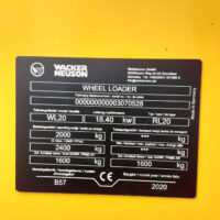 Vking Tweedehands Wacker Neuson Wl20 05