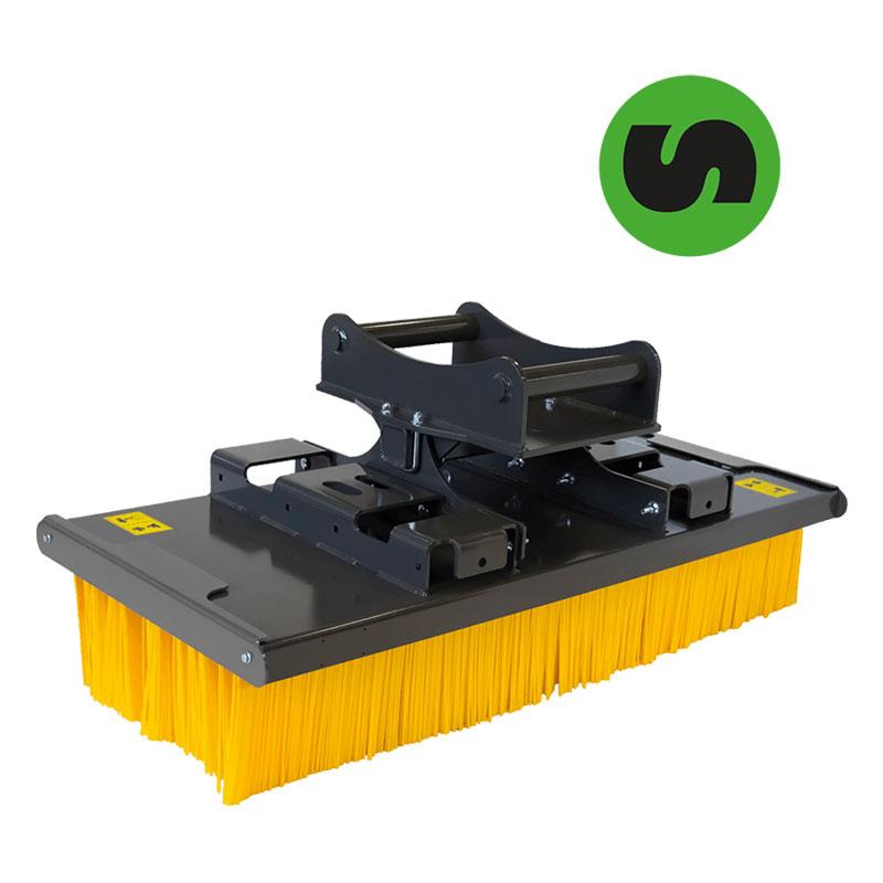 Vking Verkoop Fixed Brush Steelwrist