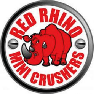 Vking Verkoop Logo Red Rhino Crushers Ltd