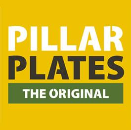 Vking Verkoop Pillar Plates Logo