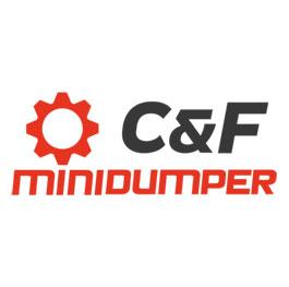 Vking Verkoop C&f Logo Minidumper 2020